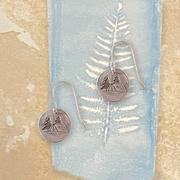 Tent Camping Earring