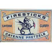 Firestick Pretzels Curry