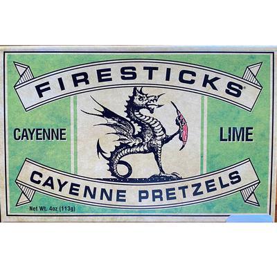 Firestick Pretzels Lime