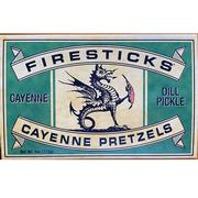 Firestick Pretzels Dill Pickle