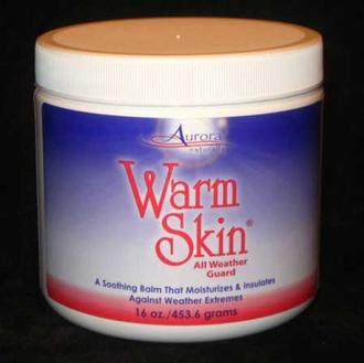 Warm Skin 16 Oz.