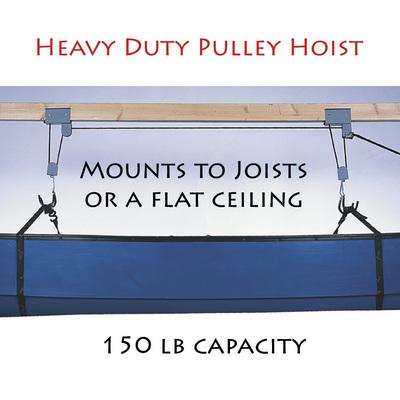 Heavy Duty Pulley Hoist