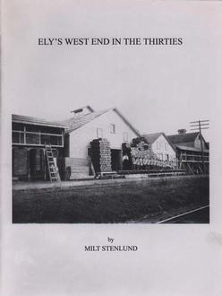 Ely's West End In The Thirties