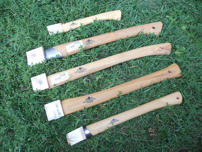 Gransfors Burks Small Forest Axe Handle