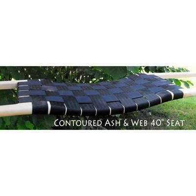 Contoured Ash & Web 40