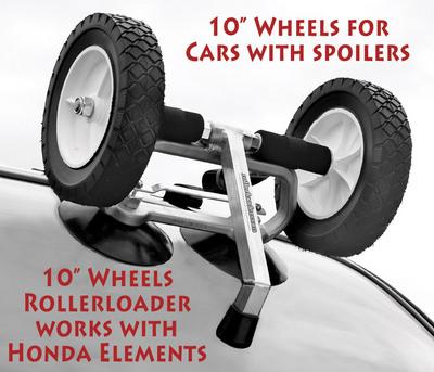 Rollerloader 10 Inch Wheels