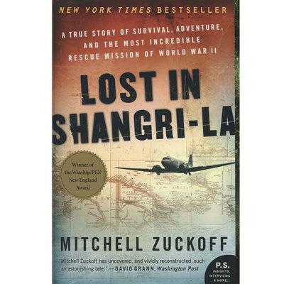 Lost In Shangri- La